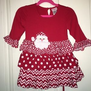 Toddler Christmas 2 Piece Outfit